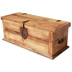 ARK BED RUSTIC TRUNK
