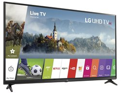 LG 49 4K SMART LED TV W/ WEB OS