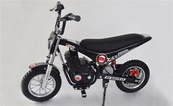 BURROMAX BLACK 24V MINI BIKE
