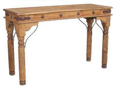 MILLION DOLLAR RUSTIC SOFA TABLE