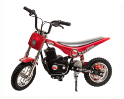 BURROMAX RED 24V MINI BIKE