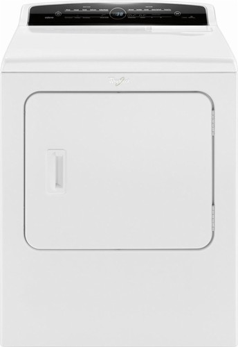 CABRIO HI EFF  7.0 CU FT STEAM DRYER WITH TOUCH CONTROLS BY WHIRLPOOL