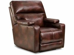 RECLINER POWERED CAPRICE MULBERRY BY SOUTHERN MOTION