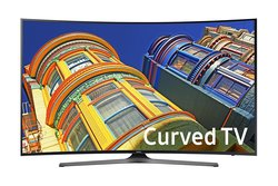 SAMSUNG 65 CURVED 4K LED TV