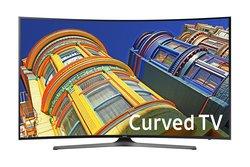 SAMSUNG 65 CURVED 4K LED TV