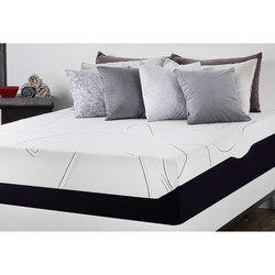 NOCTOVA KING 13 GEL MEMORY FOAM MATTRESS MATT & BOX SPRING