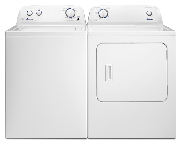 AMANA WASHER DRYER PAIR National TV Rental