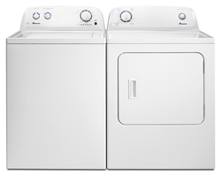 AMANA WASHER & DRYER PAIR