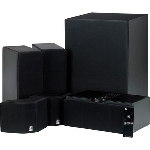 ENCLAVE - CINEHOME HD 5.1-CHANNEL WIRELESS SPEAKER SYSTEM