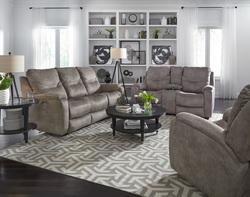 ROYAL FLUSH RECLINING SOFA AND LOVE-SEAT BY SOUTHERN MOTION