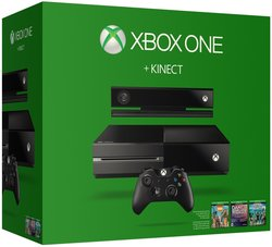 GAME CONSOLE XBOX ONE KINECT 500GB 1 GAME