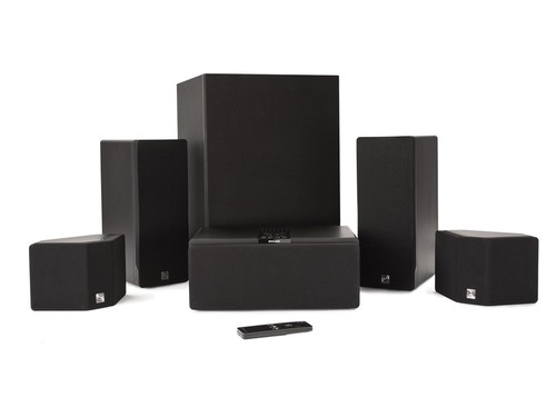 5.1CH 4K SMART HM THEATER W/5 WIRELESS SPKRS & SUB