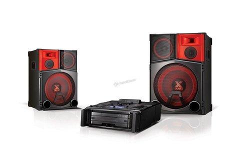 4400W SHELF STEREO DJ PRO BLUTOOTH