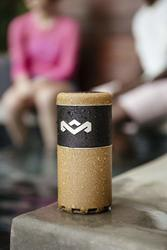 CORK SPKR BLUETOOTH WATER/DIRT RESISTANT 8HR BATT