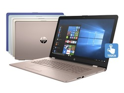 "17.3"" 4G 1T TOUCHSCREEN GOLD REFURBISHED LAPTOP"