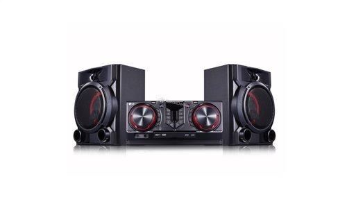 900W LIGHTED DJ KARAOKE STEREO W/MULTI BLUETOOTH