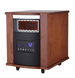 MODERN OAK INFRARED HEATER 1000SQ FT