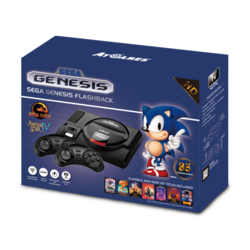 SEGA FLASHBACK 85 BUILT IN GAMES