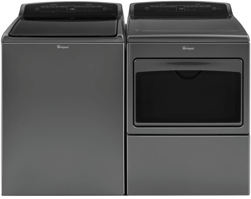 x-oos Whirlpool Washer & Dryer Pair