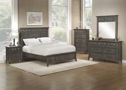 Martin Svensson Mendocino Solid Wood 3 Piece Bedroom Set