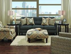 Fusion Antique Sofa & Loveseat