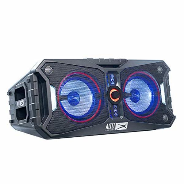 PORTABLE WATER RESISTANT BLUTOOTH 420W SPEAKER
