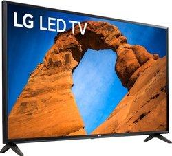 "43"" SMART LG TV"