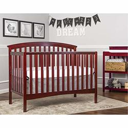 5-IN-ONE CONVERTIBLE BABY CRIB