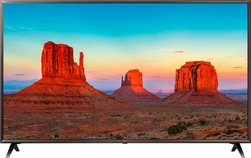 50' 4K HDR SMART LED UHD TV W/AL THINQ CAPABILITY
