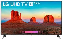 """LG 75"""" 4K UHD LED TV"""