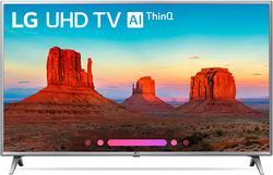 """LG - 43"""" 4K HDR AI THINQ SMART LED UHD TV"""