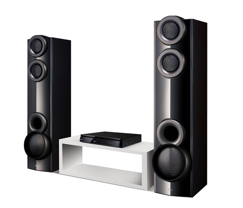LG LHB675 1000 WATT HOME THEATER