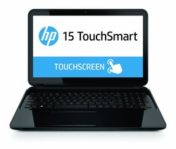 HP 15.6 INCH TOUCHSCREEN LAPTOP