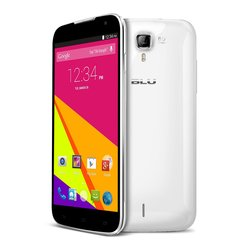BLU 6 inch White Android Cellphone