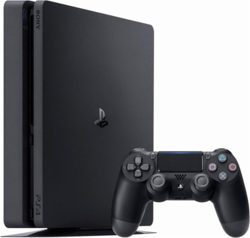 PS4 500G 1 GAME 1 CONTROLLER