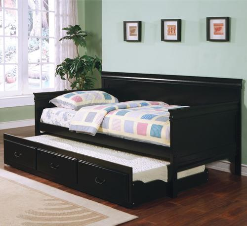 COASTER TWIN TRUNDLE DAYBED