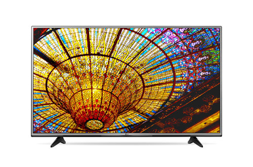 LGE 55 4K LED TV 120HZ