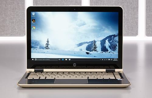 """HP 4/500 13.3"""" PAVILION X360 A LAPTOP"""