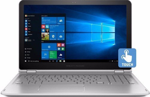 HP 15.6 REFURB 12G 1TB WIN 10 TOUCHSCREEN LAPTOP