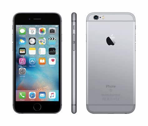 APPLE IPHONE 6S+ GRAY 16G W/CELL BREAK WARRANTY SMART PHONE