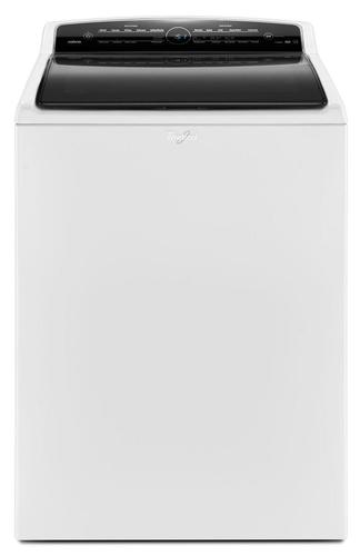 X-oos-  WHIRLPOOL 4.8 CU FT WASHER WITH TOUCH CONTROL  COLOR:WHITE
