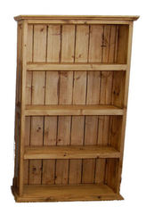 MILLION DOLLAR RUSTIC BOOKCASE