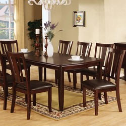 EDGEWOOD 9 PC DINING SET